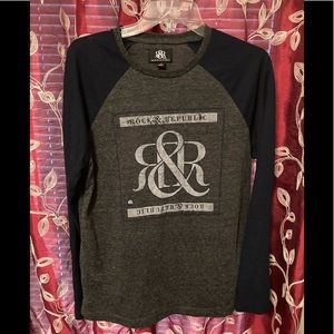 Rock and Republic Long Sleeve Shirt